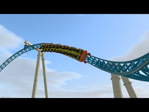 No Limits 2- Leos Adventure (Rocket Coaster)
