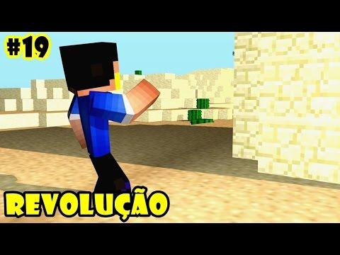 Minecraft: a REVOLUÇÃO #19 - TORRE DO DESERTO! | Mark