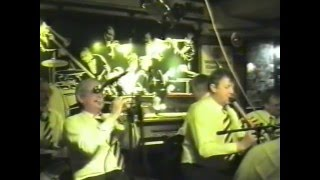 "Chris Blount`s N. O. Band (GB) ""You Always Hurt The One You Love"" Cotton Club Hamburg 09.03.1996"