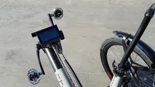 trike tricyle couché azub électrique : kit moteur OZO