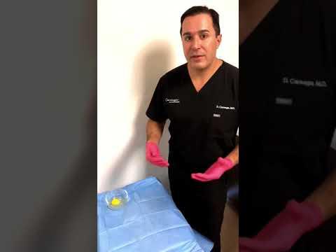 Dr. Careaga introducing J-Plasma