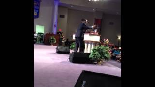 Wow!! Bishop L Spencer Smith is Killing!