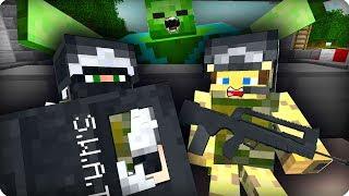 Кто эти выжившие военные? [ЧАСТЬ 3] Зомби апокалипсис в майнкрафт! - (Minecraft - Сериал)
