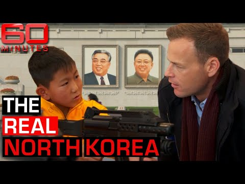 The REAL North Korea: reporter gives shocking insight into daily life | 60 Minutes Australia