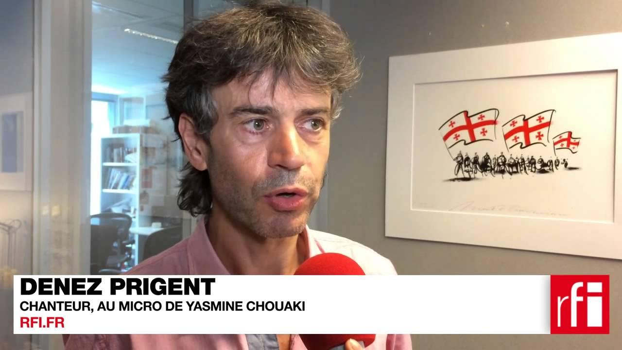 """Denez Prigent : """"La mort triomphe de tout sauf de l'amour"""""""