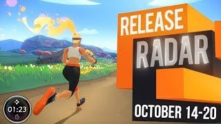 Overwatch, The Witcher 3 & Ring Fit Adventure   Release Radar October 14 - 20