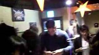 JapanForever Tour 14 [APRILE 2008] FESTA parte 2