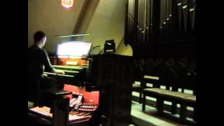 J.S. BACH: Prelude and Fugue in E minor BWV 533