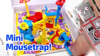 1999 MOUSE TRAP Working Miniature Game by Basic Fun