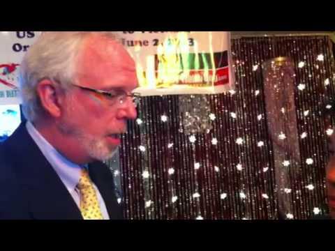 U.S. Embassador to Vietnam David Shear