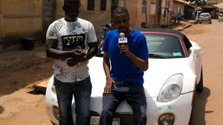 JSS LEAVER INVENTOR: WAO THIS CAR JUST RESPONDED 💥👍  LIVE ON #KOFITV #KOFIRadio