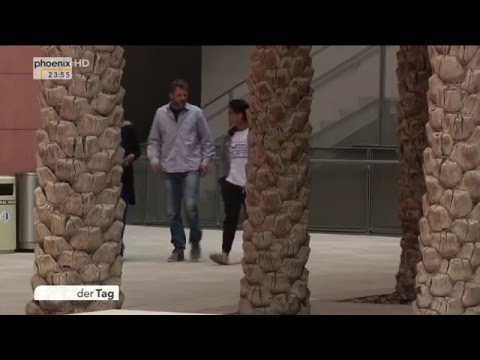 Ökostadt in Abu Dhabi: Michael Krons berichtet über Masdar am 10.12.2015