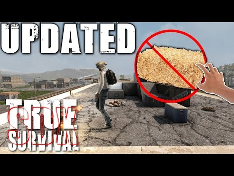 7 Days To Die:True Survival mod |SDX| update! Ep 16