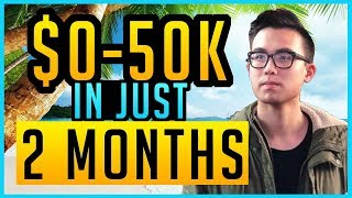 BROKE to $50,000 in 2 MONTHS! Interview With Colin Ngai