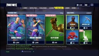 FORTNITE DAILY SHOP ITEMS | JUNE 14 - 15 | NEW FIFA 18 SKINS!! |