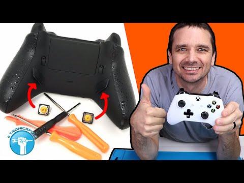Xbox One S DIY Remap Kit