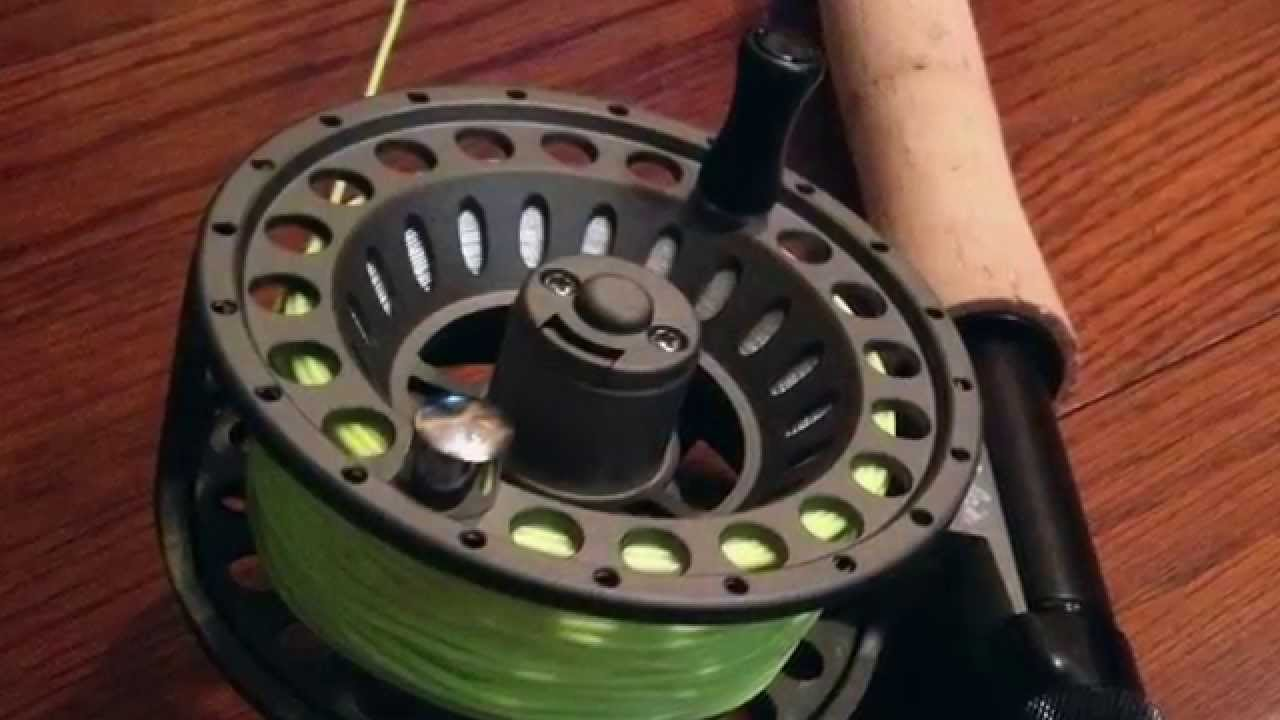New Fly Rod Amp Reel Wind River By Cabela S Youtube