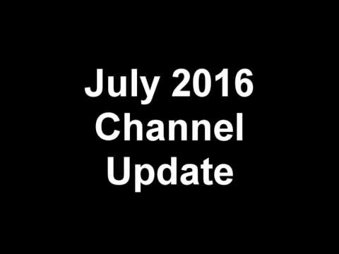 July 2016 Channel Update: Weighing Options; AtomPunk Launch