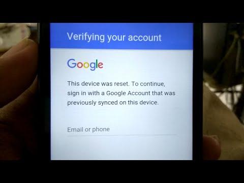 Motorola Moto G (XT1541) FRP UNLOCK~ Remove Google Account without PC 100%👍