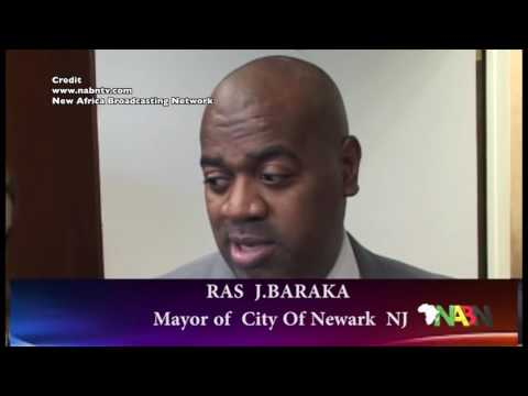 Deputy Mayor Newark NJ