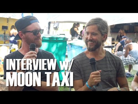 Moon Taxi Exclusive Interview at Lollapalooza 2015