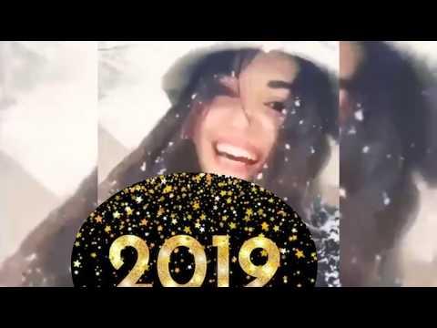 Hayat And Murat Happy New Year Celebration/Hayat And Murat Romance.Hot Kiss