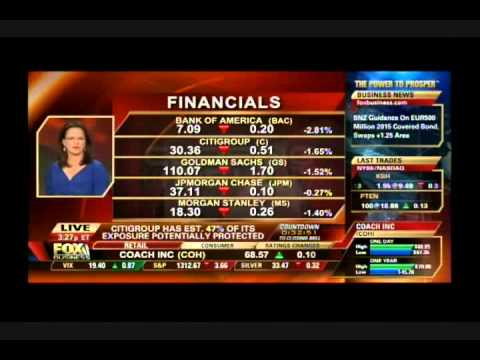 Talking Points: Elizabeth MacDonald on the Eurozone 1.30.2012