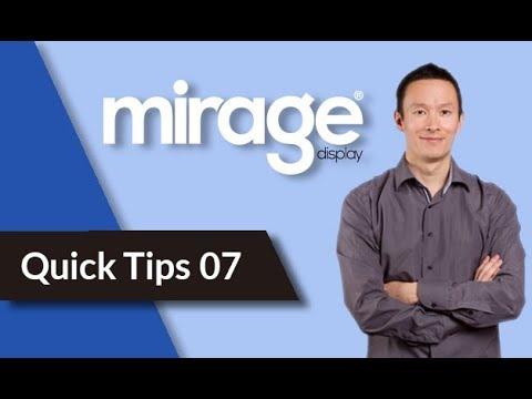 Quick Tips #7. Handling Textile Graphics
