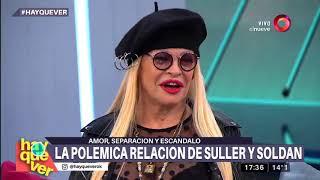 La confesión de Silvia Süller: 'Soldán es gay' thumbnail