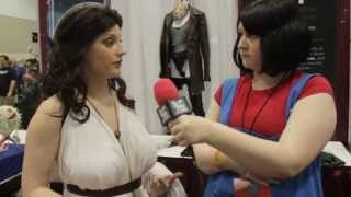 Cosplay Diaries interview - Abby Dark Star at Planet Comicon 2015