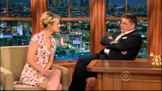 Craig Ferguson 6/27/14E Late Late Show Mackenzie Davis XD