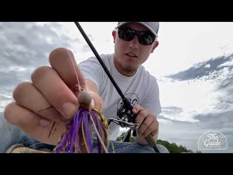 Foster Dubroc Lake Allatoona Video Fishing Report 7 12 20
