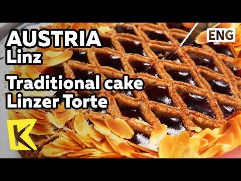 【K】Austria Travel-Linz[오스트리아 여행-린츠]린츠 전통 빵 린처 토르테/Leo Jindrak/Linzer Torte/Traditional cake