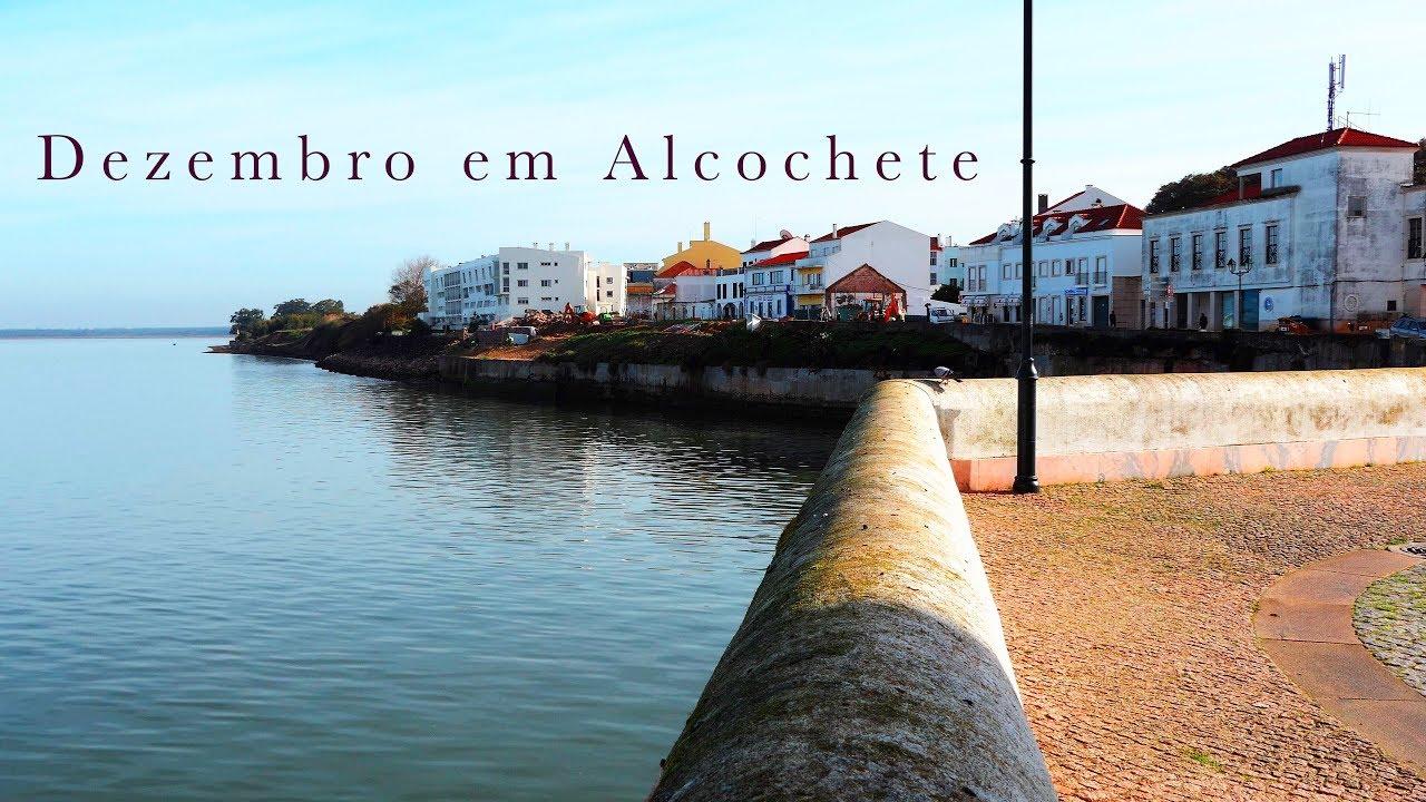 Dezembro em Alcochete