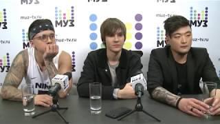 Онлайн-видеочат с группой MBAND на МУЗ-ТВ от 14.06.17