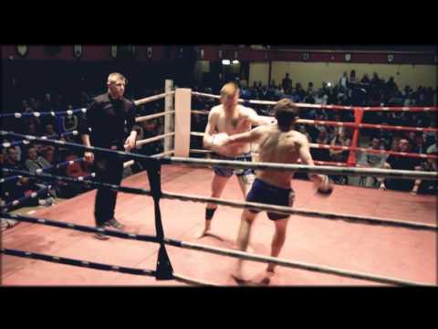 Micky O'Grady vs Barry O'Neill. Fight4Life final. 2015