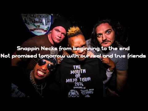 Broken Silence (Official Lyric video)
