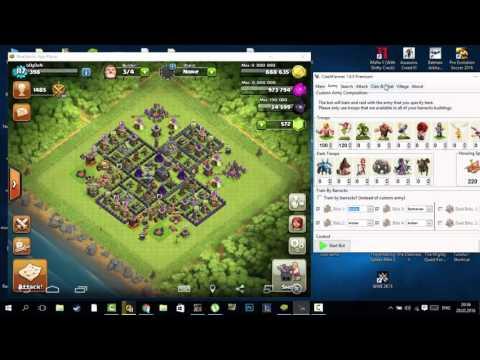 Clash of Clans Farmer Bot