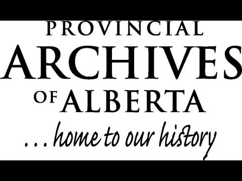 Provincial Archives of Alberta // Heritage Song Writing Project