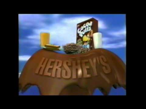 Cocoa Puffs General Mills Chocolate Cereal Surfing Sonny Cuckoo Bird TV Commercial