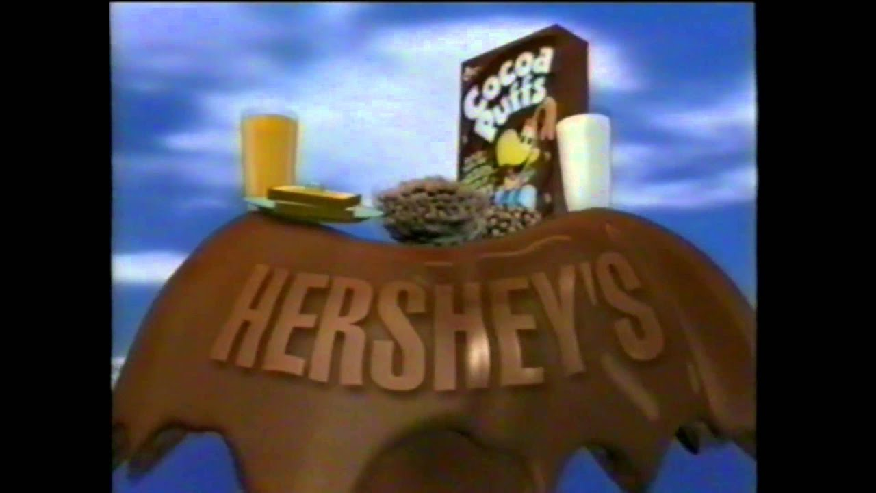 Cocoa Puffs General Mills Chocolate Cereal Surfing Sonny
