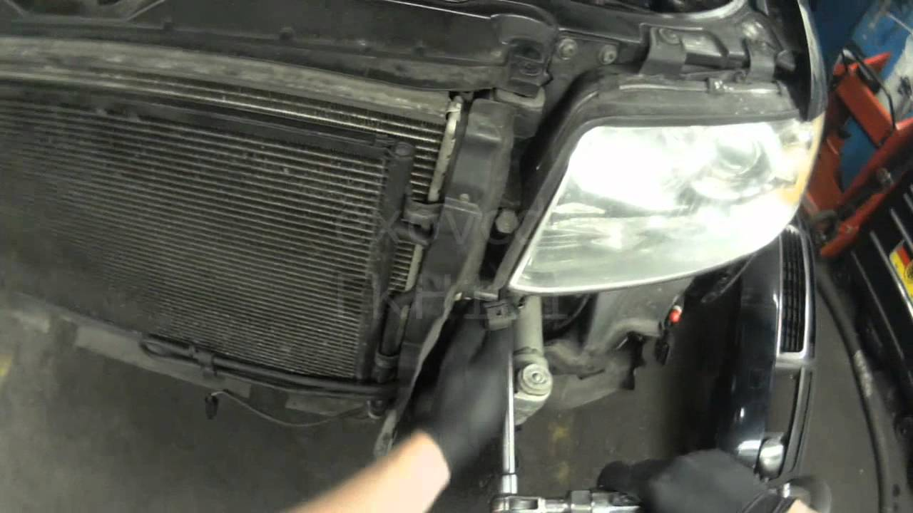 What Is A Timing Belt >> Audi B6: AMB 1.8T Timing Belt & Water Pump Part 2 (Moving ...