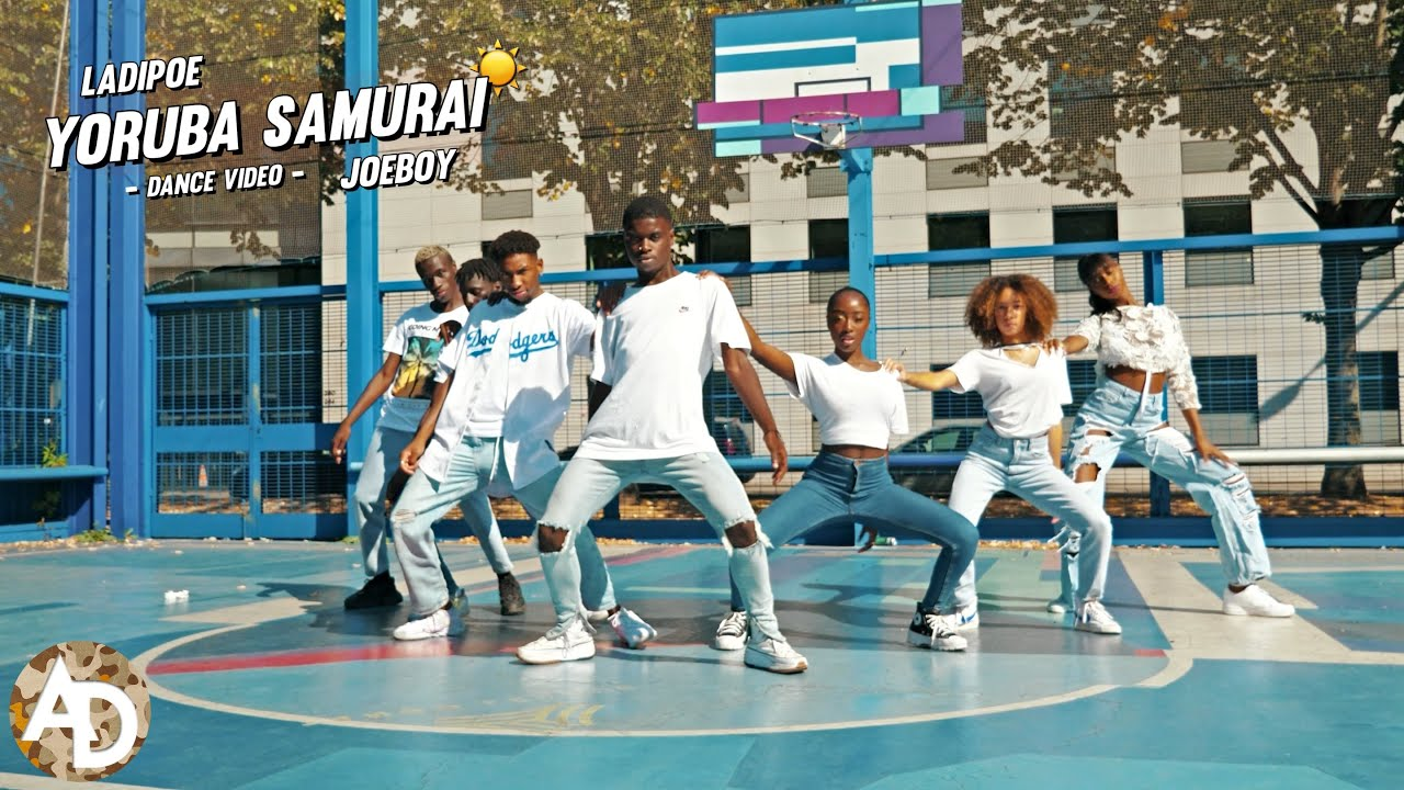 Ladipoe - Yoruba Samurai ft. Joeboy (Dance Video)