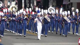 John Glenn HS - The Voice of the Guns - 2009 Arcadia Band Review