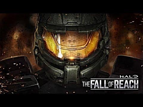 Halo Fall Of Reach Full Movie Hd Youtube