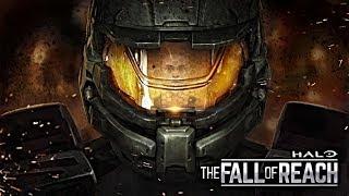 Halo Fall Of Reach Full Movie (HD)