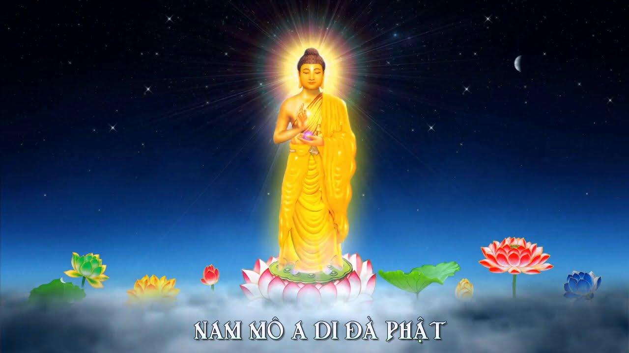 NIỆM NAM MÔ A DI ĐÀ PHẬT - HT HUỆ DUYÊN