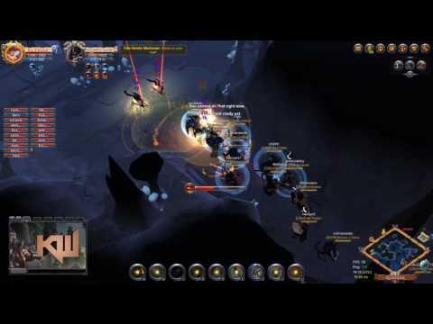 Albion Online - Smuggler's Cove [POV] Hellknight!