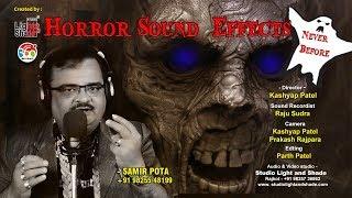 Horror Sound Effects - Samir Pota