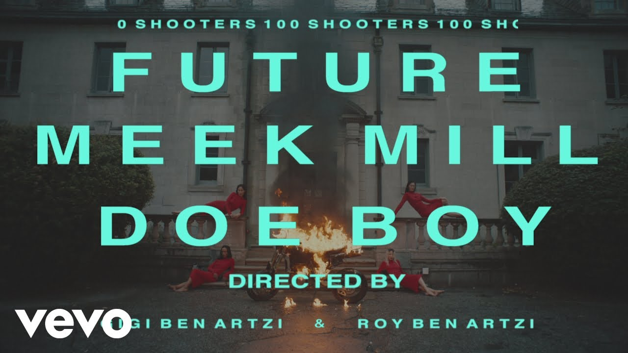 Future Feat. Meek Mill & Doe Boy - 100 Shooters